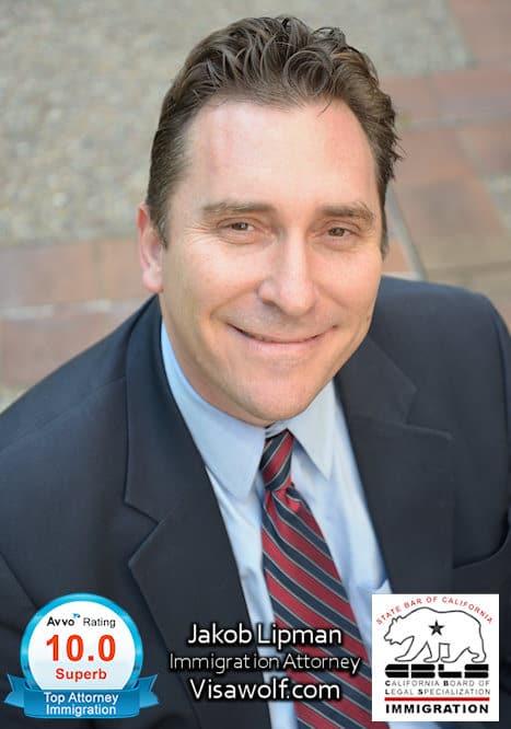 Jake Lipman Immigration Specialist